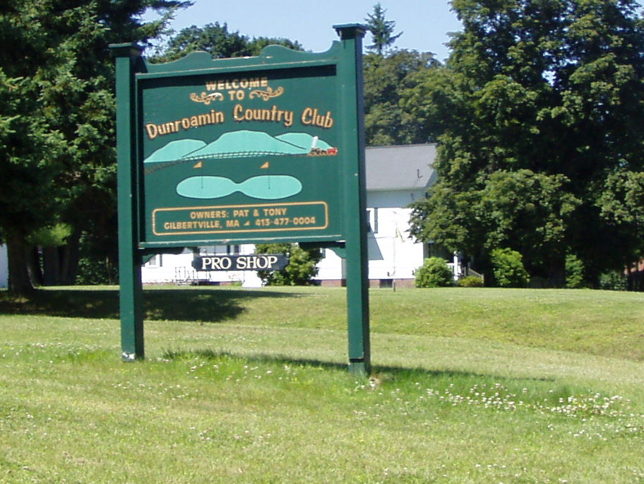 Dunroamin Country Club - 262 Lower Road Gilbertville, MA 01031